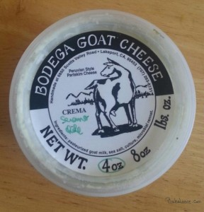 Bodega Serrano Chile Goat Cheese
